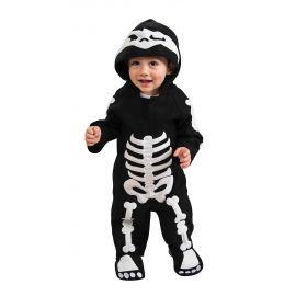 Disfraz skeleton boy bebe
