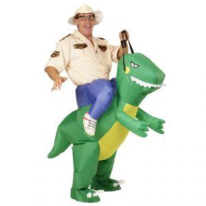 Disfraz dinosaurio hinchable adulto