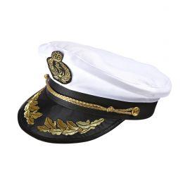 Sombrero capitan lujo