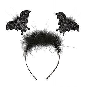 Diadema murcielago negro