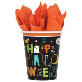 Vasos halloween 50 und