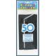 Pajitas negras pack 50 und