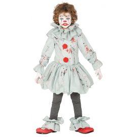Disfraz payaso peli zombie inf