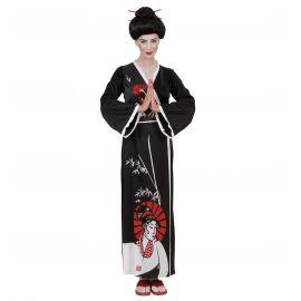 Disfraz geisha kimono