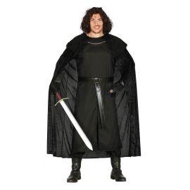 Disfraz vigilante medieval de la noche
