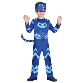 Disfraz pj masks gatuno azul