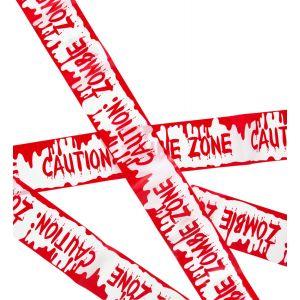 Cinta caution zombie 7.20m