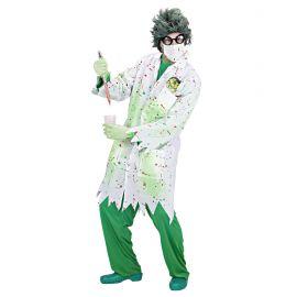 Disfraz doctor toxico