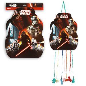 Piñata mediana star wars 33 x 46