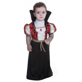 Disfraz bebe vampiresa 12 meses
