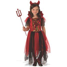 Disfraz diablesa magica