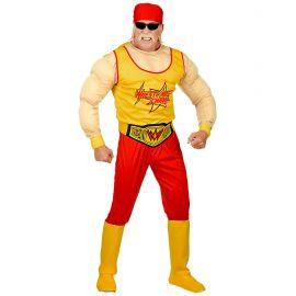 Disfraz wrestling champ