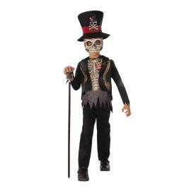 Disfraz voodoo niño