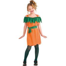 Disfraz calabaza infantil eco