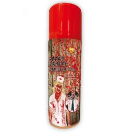 Spray sangre ropa