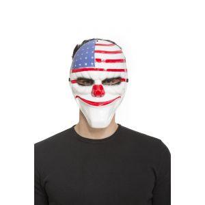 Mascara la purga americana