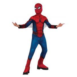 Disfraz spiderman clasico inf