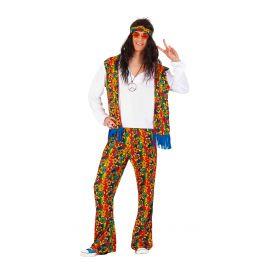 Disfraz hippie hombre rubies