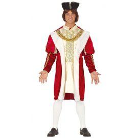 Disfraz rey adulto