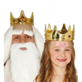 Corona rey infantil