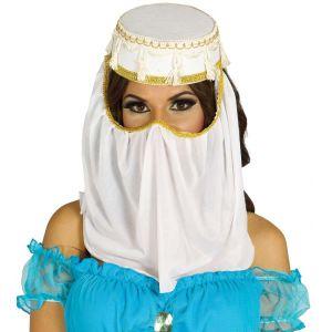 Sombrero princesa arabe