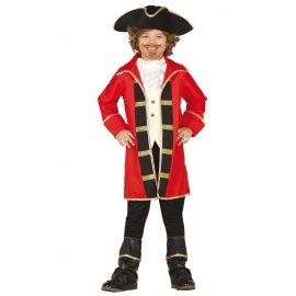 Disfraz pirata casaca inf