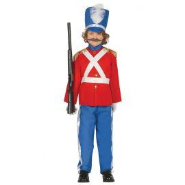 Disfraz soldado inf