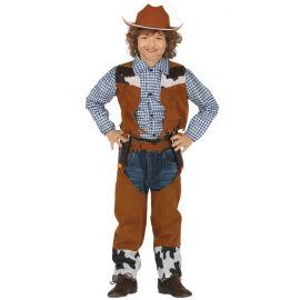 Disfraz vaquero gu