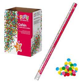 Cañon confetti sur 1 metro