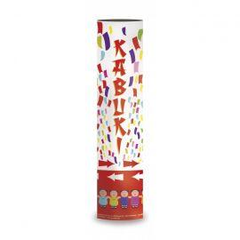 Cañon confetti 20 cm