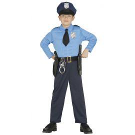 Disfraz policia infantil 3-4