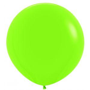 Globo r24 verde lima 60 cm