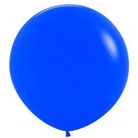 Globo r24 azul real 60cm