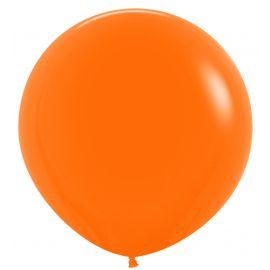 Globo r24 naranja 60cm