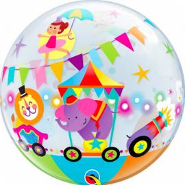 Globo helio burbuja circo