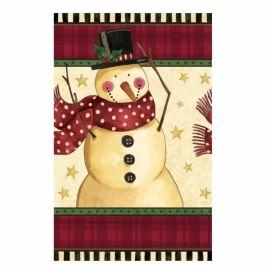 Mantel snowman 1.37x2.59