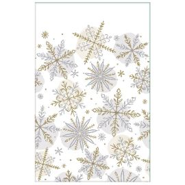 Mantel snow 137x274