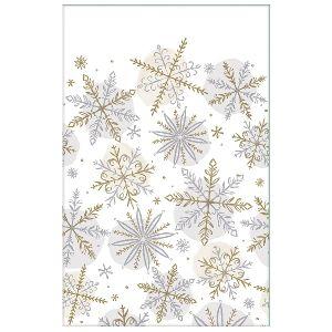 Mantel snow 137x274