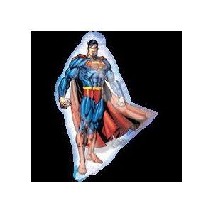 Globo helio superman figura