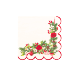 Servilletas navidades elegantes