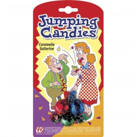 Caramelos saltarines