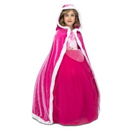 Capa princesa rosa