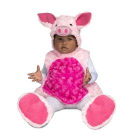 Disfraz cerdito para bebe