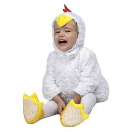 Disfraz pollito para bebe