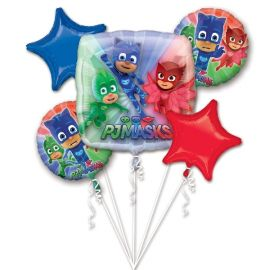 Bouquet globos pj masks