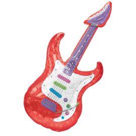Globo helio guitarra