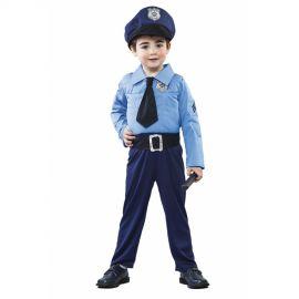 Disfraz policia 3-4 5-6