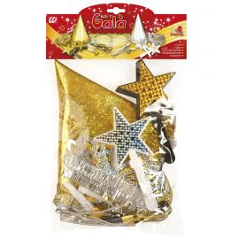 Kit navidad plata oro
