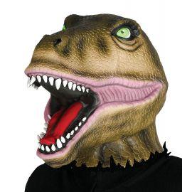 Careta dinosaurio latex