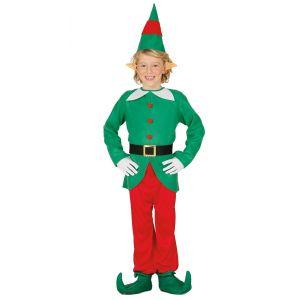 Disfraz elfo infantil 3-4